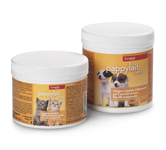 Pappylait - milk powder for dogs and cats