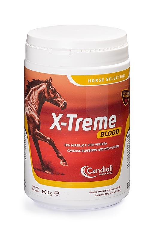 X-Treme Blood 600 gr jar